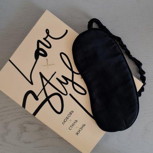 Купить маску для сна из шелка от производителя в интернет-магазине Serene-Home.ru